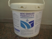 ABONO GRANULADO FITOAGRICOLA 15-15-15 (5 Kgr.)
