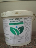ABONO CRISTALINO FITOAGRICOLA 20-5-10 (5 Kgr.).