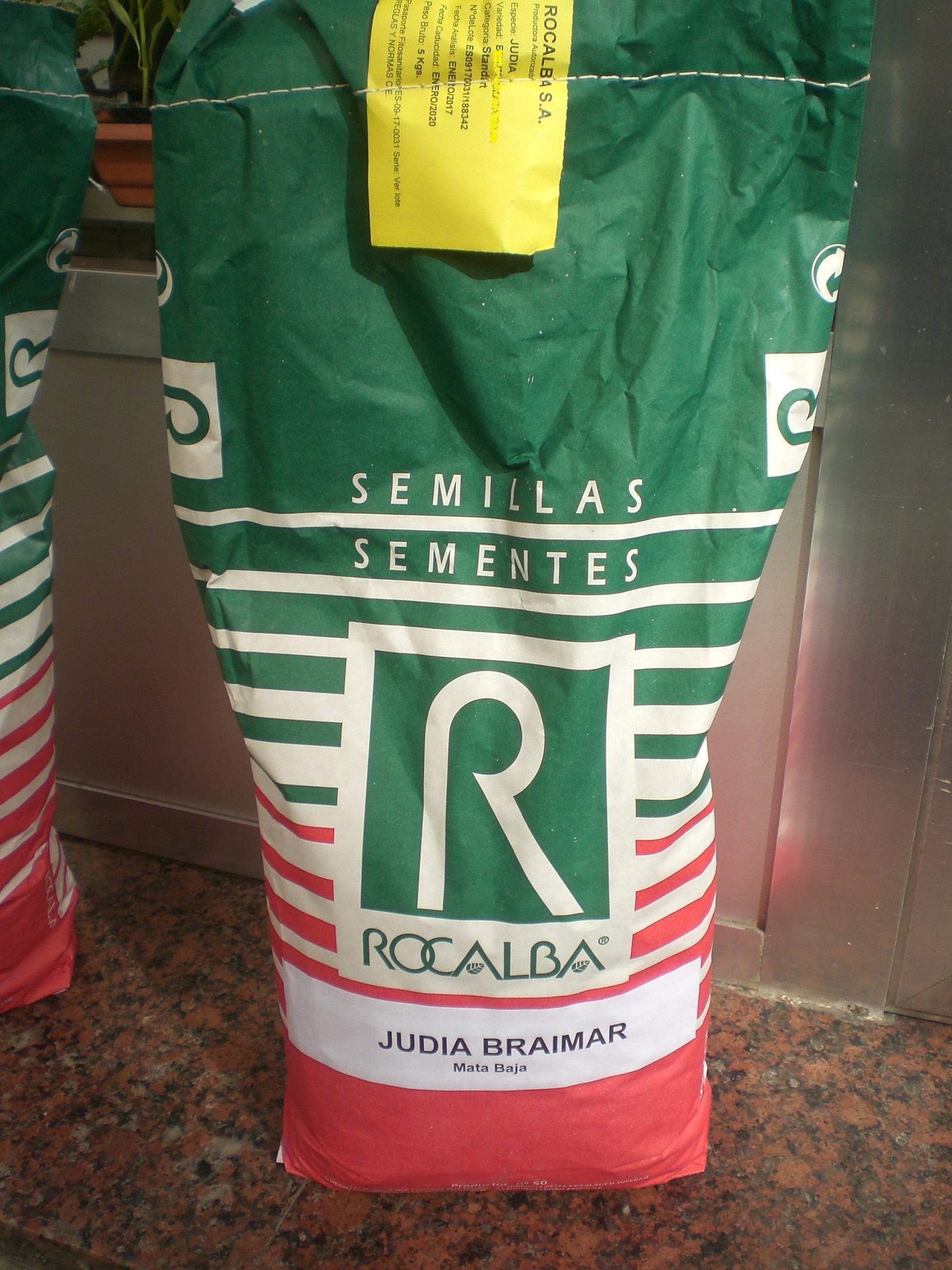 JUDIA BREDERO (5 Kgr.).