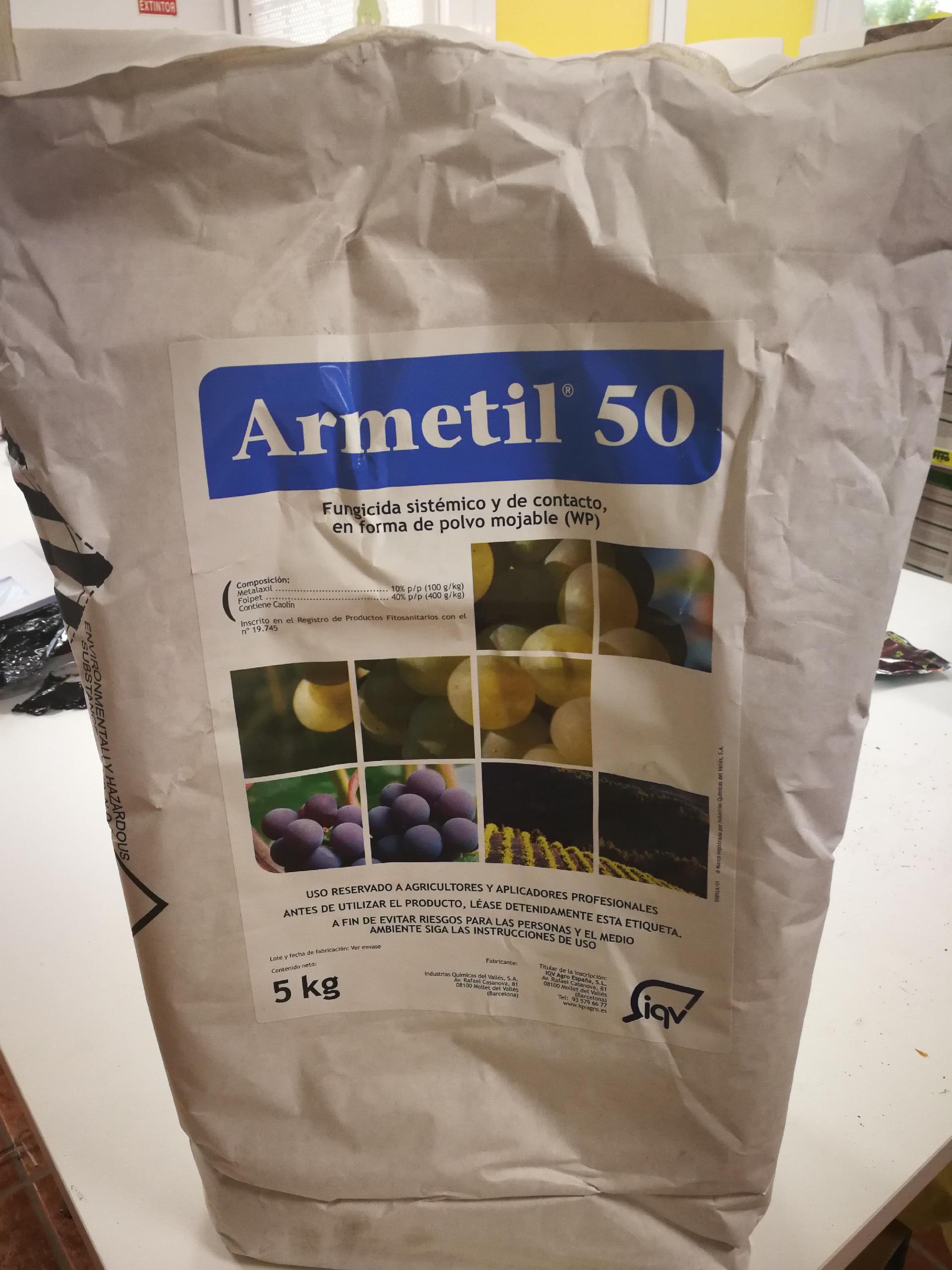 ARMETIL 50 (5 Kgr.) [R]