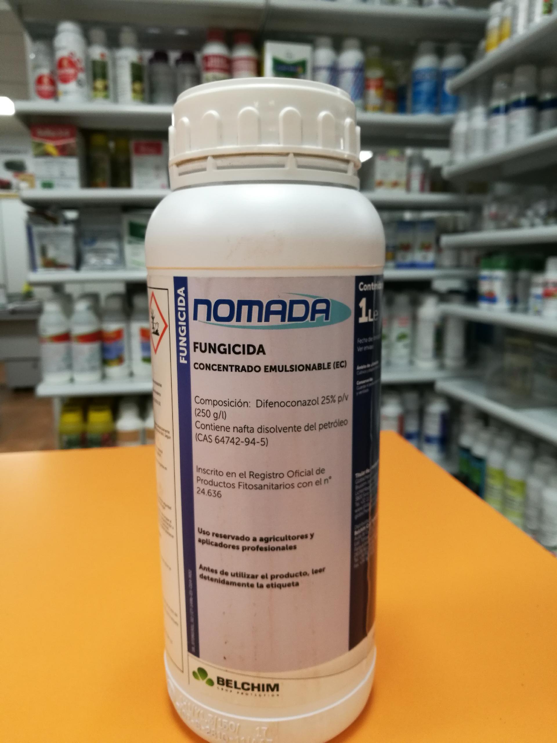 NOMADA (1 l.).