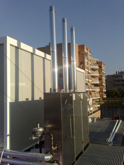 Referencias tecnotermica - Gimnasio espana industrial ...