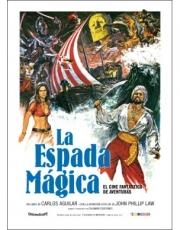 La espada mágica. El cine fantástico de aventuras...