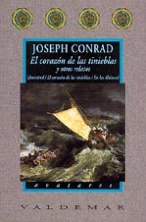 El corazón de las tinieblas y otros relatos de Joseph Conrad (Tapa dura. Col. Avatares)