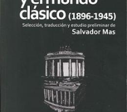 ALEMANIA Y EL MUNDO CLASICO (1896-1945) DE MAS,...