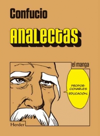 """ANALECTAS """"COMIC MANGA"""" CONFUCIO"""