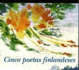 CINCO POETAS FINLANDESES de URIZ, FRANCISCO J.