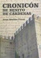 CRONICON DE BENITO DE CARDENAS de ABELLAN PEREZ,...