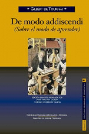 DE MODO ADDISCENDI/SOBRE EL MODO DE APRENDER DE TOURNAI, GILBERT