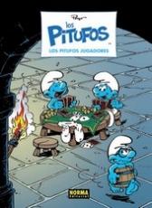 LOS PITUFOS JUGADORES / ESTUDIO PEYO