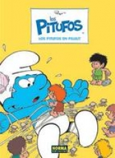 LOS PITUFOS EN PILULIT / ESTUDIO PEYO
