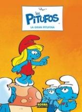 LA GRAN PITUFINA / ESTUDIO PEYO