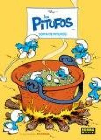 SOPA DE PITUFOS / ESTUDIO PEYO