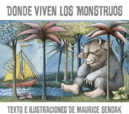 DONDE VIVEN LOS MONSTRUOS / SENDAK, MAURICE