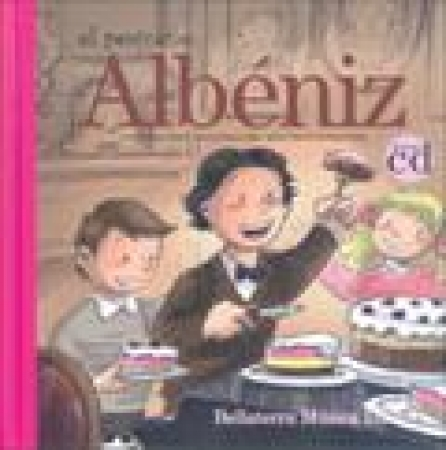 EL PEQUEÑO ALBENIZ  + CD / SUBI (JOAN SUBIRANA QUERALT)/ OBIOLS, ANNA / RODRIGUEZ BRIA, MARINA