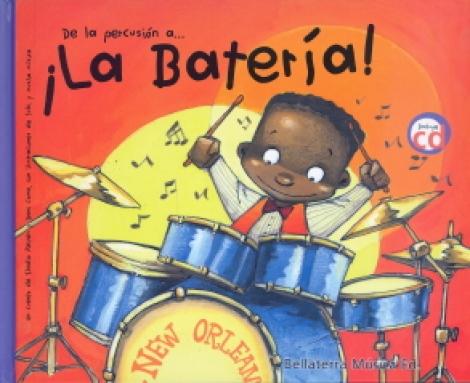 DE LA PERCUSION A...¡LA BATERIA! + CD / SUBI (JOAN SUBIRANA QUERALT) / REINON, ELADIO / COMA, DANI