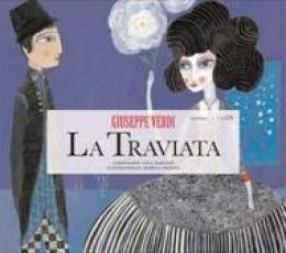 LA TRAVIATA+ CD / RONTY, AURELIA / VERDI, GIUSEPPE...