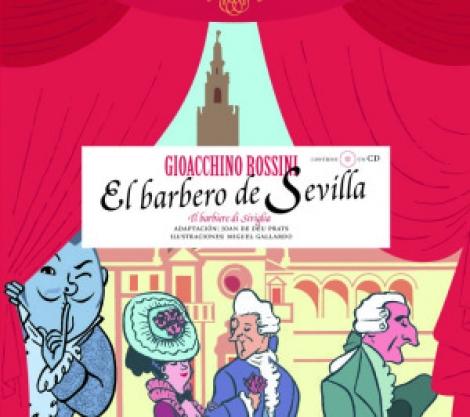 EL BARBERO DE SEVILLA + CD / GALLARDO, MIGUEL, REVISADO / PRATS, JOAN DE DEU / ROSSINI, GIOACCHINO