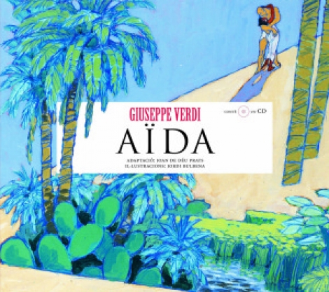 AIDA + CD / PRATS, JOAN DE DEU / VERDI, GIUSEPPE / BULBENA, JORDI