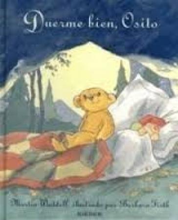 DUERME BIEN OSITO (2ª EDICION) / WADDELL, MARTIN / FIRTH, BARBARA