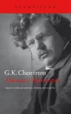 ALARMAS Y DIGRESIONES / CHESTERTON, GILBERT KEITH
