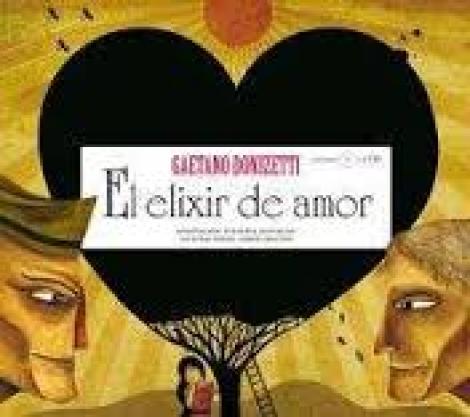 EL ELIXIR DE AMOR + CD / FRUITOS, ADRIA / DONIZETTI, GAETANO / FANTAUZZI, STEFANIA