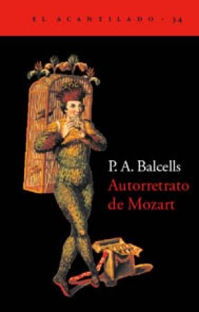 AUTORRETRATO DE MOZART  / BALCELLS COMAS, PERE-ALBERT
