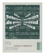 DE MOZART EN BEETHOVEN / ROHMER, ERIC