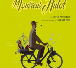 EL PAPAGAYO DE MONSIEUR HULOT / MERVEILLE, DAVID /...