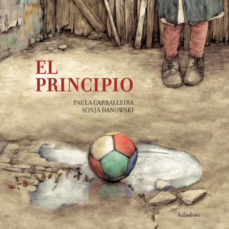 EL PRINCIPIO / CARBALLEIRA CABANA, PAULA / DANOWSKI, SONJA