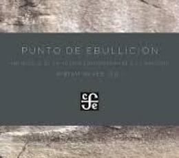 PUNTO DE EBULLICION ANTOLOGIA DE LA POESIA...