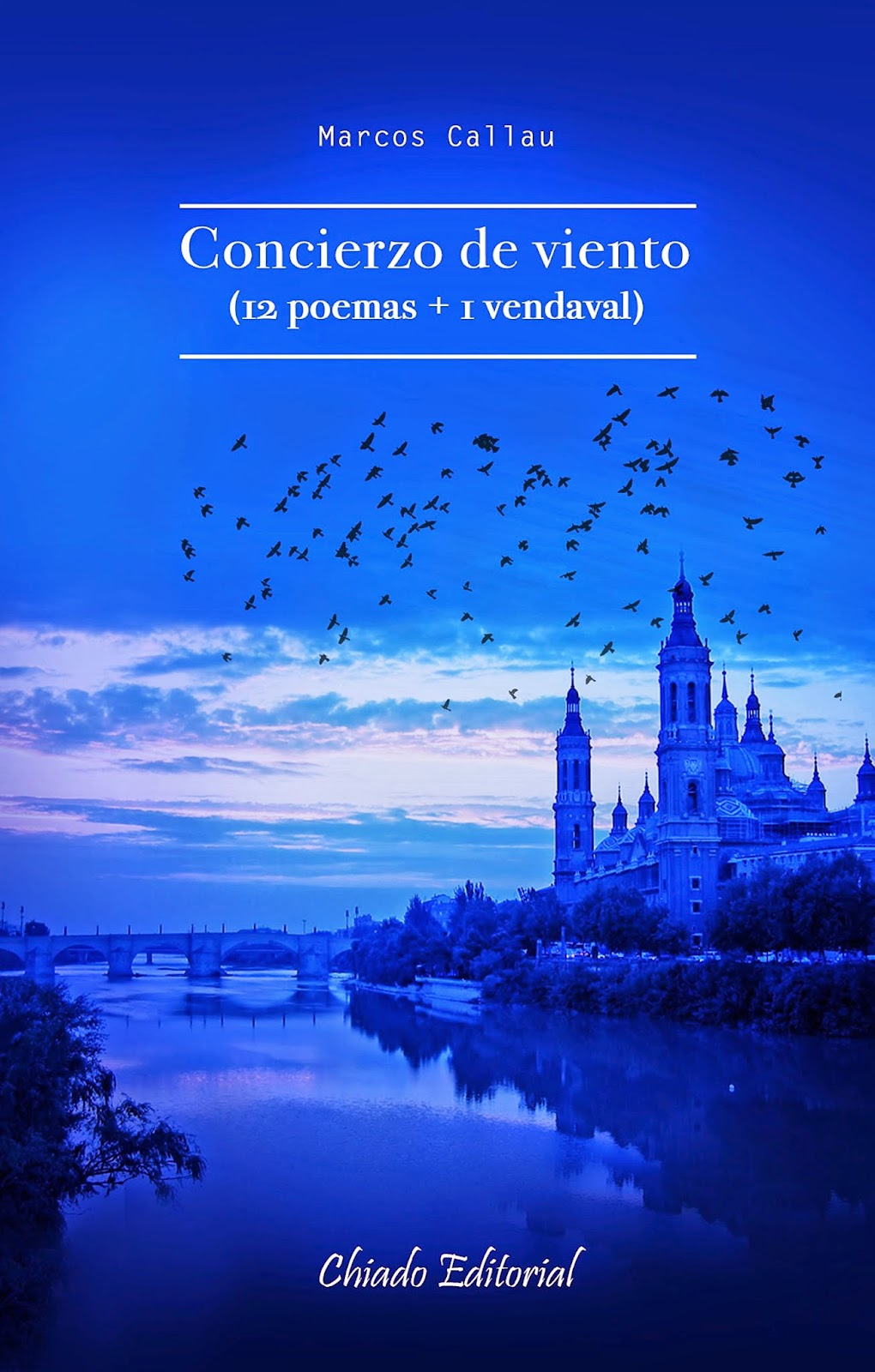Concierzo de viento (12 poemas + 1 vendaval), / Marcos Callau