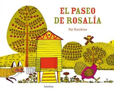 EL PASEO DE ROSALIA / HUTCHINS, PAT