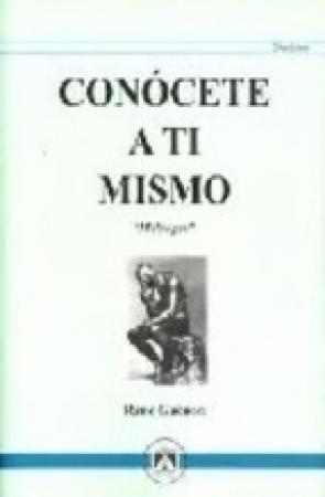 CONOCETE A TI MISMO / GUENON, RENE
