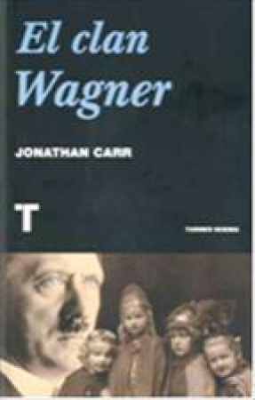 EL CLAN WAGNER / CARR, JONATHAN