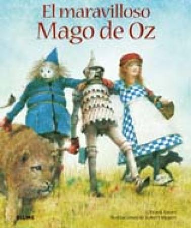 el MARAVILLOSO MAGO DE OZ / BAUM, LYMAN FRANK / INGPEN, ROBERT