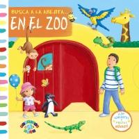 BUSCA A LA ABEJITA...EN EL ZOO / Bárbara Fernández (Traductor/a), VV. AA. (Autor/a), Rebecca Finn (Ilustrador/a)