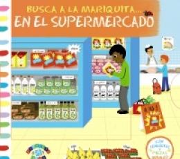 BUSCA A LA MARIQUITA...EN EL SUPERMERCADO /...