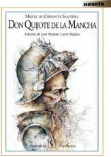 DON QUIJOTE DE LA MANCHA (VERBUM) / DE CERVANTES...