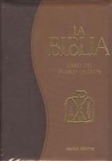 LA BIBLIA/LIBRO DEL PUEBLO DE DIOS