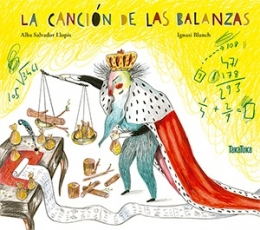 LA CANCION DE LAS BALANZAS / SALVADOR LLOPIS, ALBA