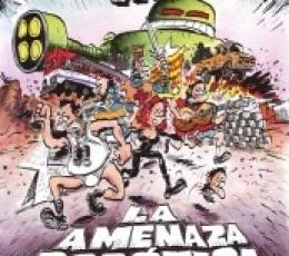LA AMENAZA ROBOTICA /EL ULTIMO ARAGONES VIVO...