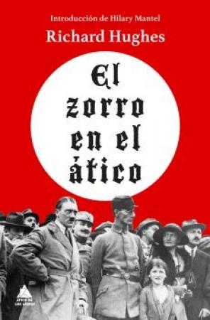 EL ZORRO EN EL ÁRTICO / HUGHES, RICHARD