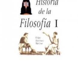 HISTORIA DE LA FILOSOFIA I (ISTMO) / MARTINEZ...