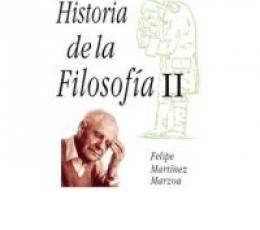 HISTORIA DE LA FILOSOFIA II (ISTMO) / MARTINEZ...