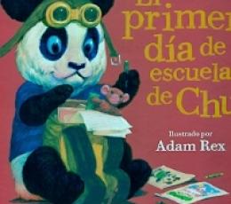 EL PRIMER DIA DE ESCUELA DE CHU / GAIMAN, NEIL /...