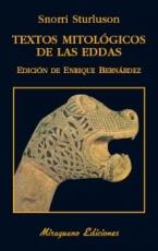 TEXTOS MITOLOGICOS DE LAS EDDAS / BERNARDEZ,...