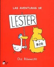 LASNAVENTURAS DE LESTER Y BOB / KÖNNECKE, OLE