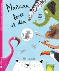 MAÑANA TODO EL DIA / ENRIQUEZ MONDELO, BEA