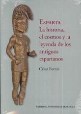 ESPARTA/LA HISTORIA EL COSMOS Y LA LEYENDA DE LOS...